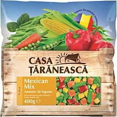 Amestec Mexican de legume 400g Casa Taraneasca