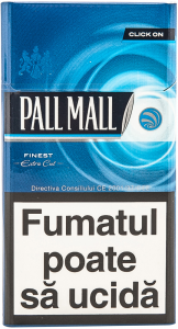 Tigari Pall Mall Extra Cut Click on Blue