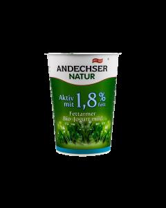 Iaurt usor Bio 1,8% grasime Andechser Natur 500g