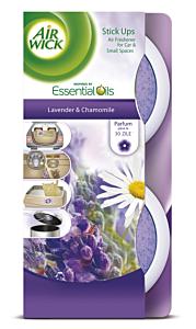 Odorizant de camera Air Wick Lavender & Chamomile 2 x 30 g