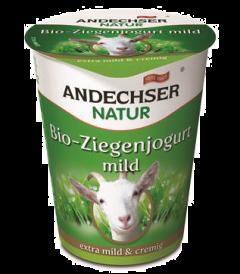 Iaurt bio din lapte de capra Andechser Natur 125g