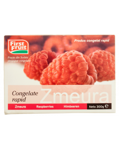 Zmeura congelata 300g First Fruit