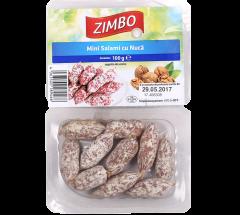 Mini Salami nuca Zimbo 100g