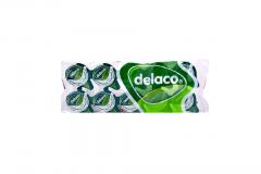 Lapte UHT pentru cafea Delaco 10x75g