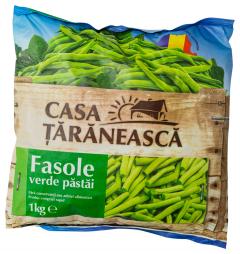 Fasole verde pastai Casa Taraneasca 1kg
