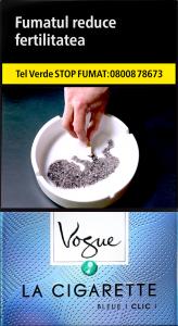 Tigari Vogue Clic Bleue 7mg