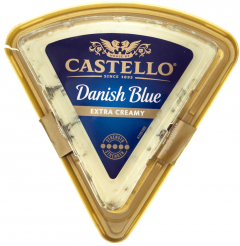 Branza mucegai Danish Blue Gold Castello 100g