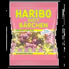 Jeleuri spumate Haribo Soft-Barchen 100g