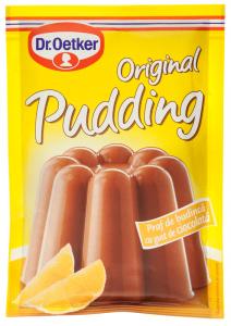 Praf de budinca cu gust de ciocolata Dr.Oetker Original Pudding 50g