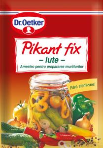 Amestec iute pentru prepararea muraturilor Pikant Fix 100g