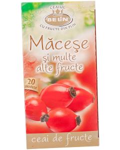 Ceai macese si multe alte fructe Belin 40g