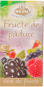 Ceai fructe de padure Belin 40g