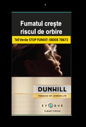Tigari Dunhill Evoque Amber (100's)