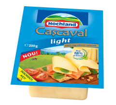 Cascaval light Hochland 250g