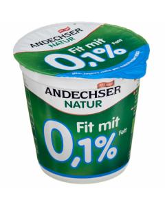 Iaurt Bio natural 0.1% grasime Andechser 150g