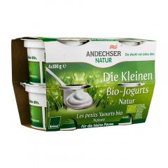 Iaurt bio Andechser 400g