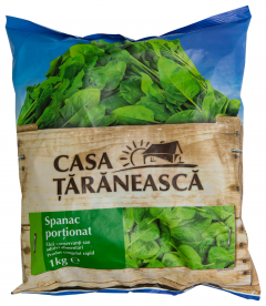 Spanac portionat Casa Taraneasca 1kg