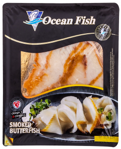 File butterfish afumat Ocean Fish 150g