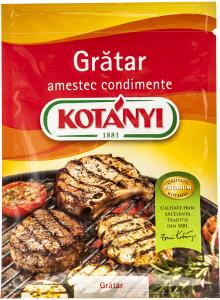 Amestec condimente pentru Gratar Kotanyi 30g