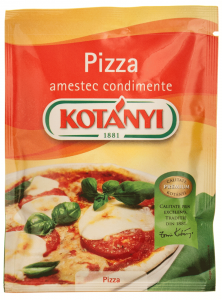 Amestec condimente pentru pizza Kotanyi 18g