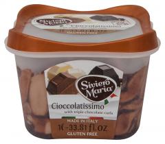 Inghetata cu ciocolata Cioccolatissimo Siviero Maria 1L