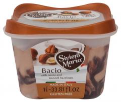 Inghetata cu alune si ciocolata Siviero Maria 1L