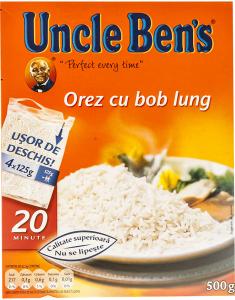 Orez bob lung Uncle Ben's 500g