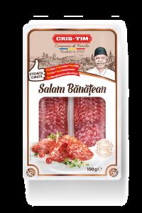 Salam Banatean Cris-Tim 100g