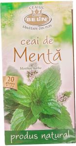 Ceai de menta Belin 36g