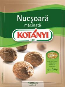 Nucsoara macinata Kotanyi 15g
