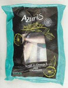 Trunchi de merluciu 1kg Azuris