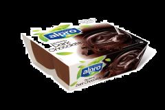 Desert din soia cu ciocolata neagra Alpro 500g