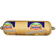 Branza topita cu smantana baton Hochland 100g