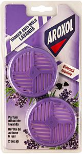 Hanger anti-molii lavanda Aroxol 2 buc