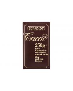 Pudra de cacao Schmidt 250g