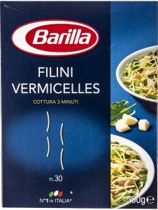 Filini Vermicelles nr.30 Barilla 500g