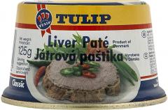 Pate de porc Tulip 125g