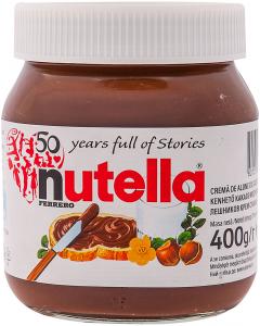 Crema de alune cu cacao Nutella 400g