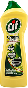 Crema curatat Lemon Cif 700ml