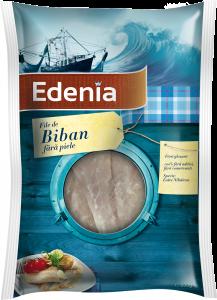 File de biban fara piele 600g Edenia