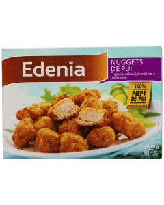 Nuggets de pui Edenia 300g
