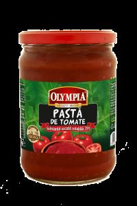 Pasta de tomate 28% Olympia 720ml