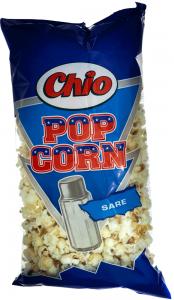 Popcorn cu sare Chio 125g