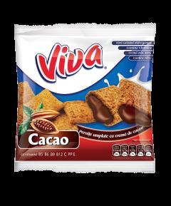 Pernite umplute cu crema de cacao Viva 100g