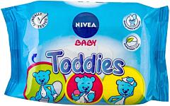 Servetele Nivea Baby Todddies 60buc