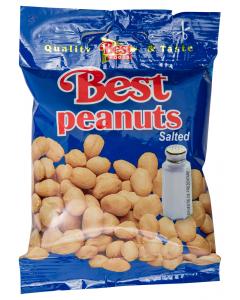 Arahide prajite cu sare Best Peanuts 50g