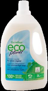 Detergent automat lichid Carrefour Eco Planet 3L