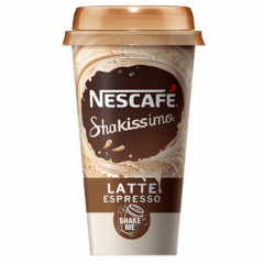 Espresso Latte Nescafe 190ml