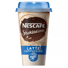 Cappuccino Latte Nescafe 190ml