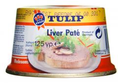 Pate de ficat cu ciuperci Tulip 125g